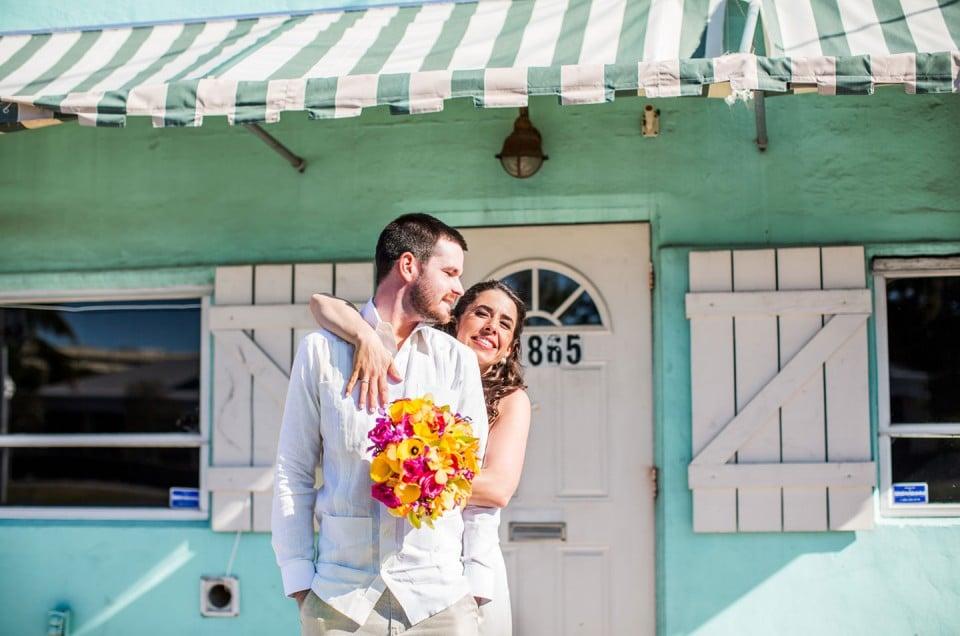 Nicole + Mike   Coconut Palm Inn Wedding Photography