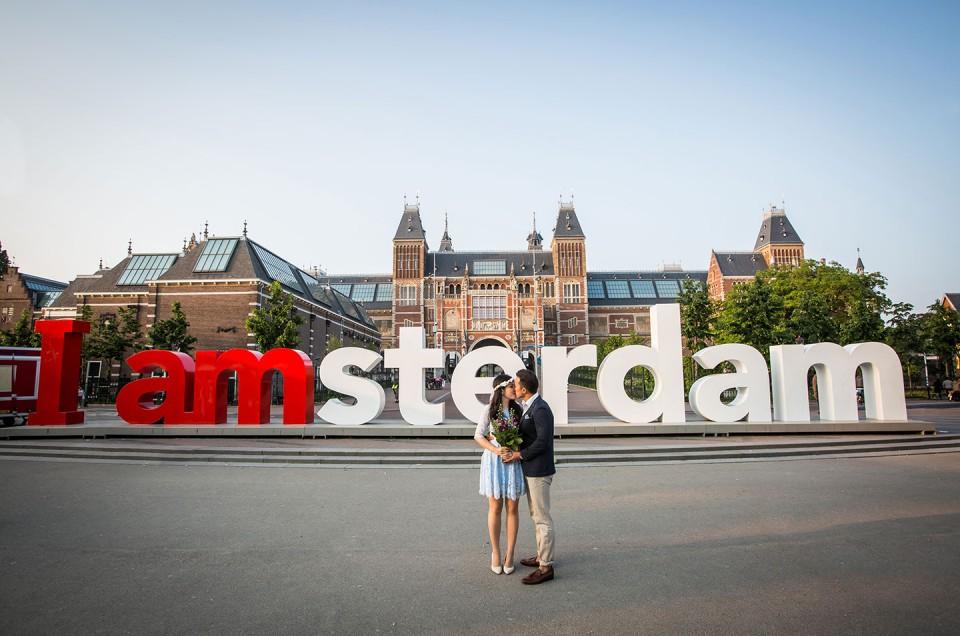 Ying Shing + De Yong |  Amsterdam Pre-Wedding Photoshoot
