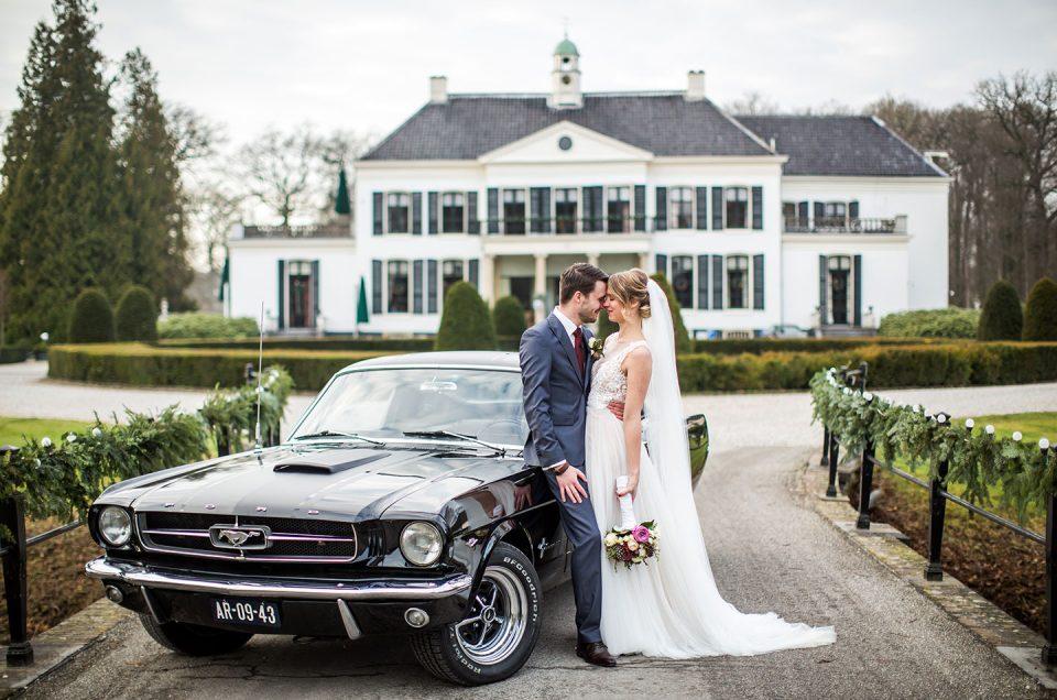 Lise + Robin  |  Kasteel Engelenburg Bruidsfotografie