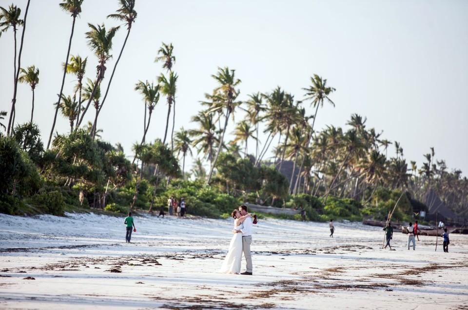 Cyanne + Wolf  |  Zanzibar Bruidsfotografie