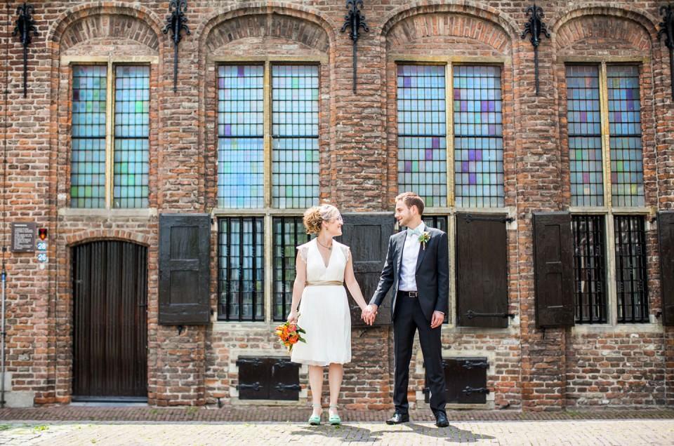 Haley + Malte  |  Nijmegen Bruidsfotografie