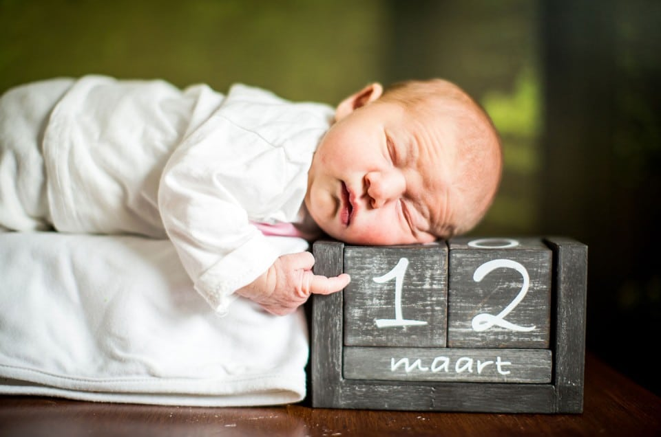 Jasmijn   5 Days Old