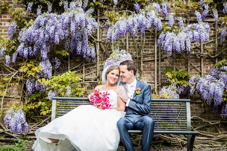Landgoed Te Werve Bruidsfotografie