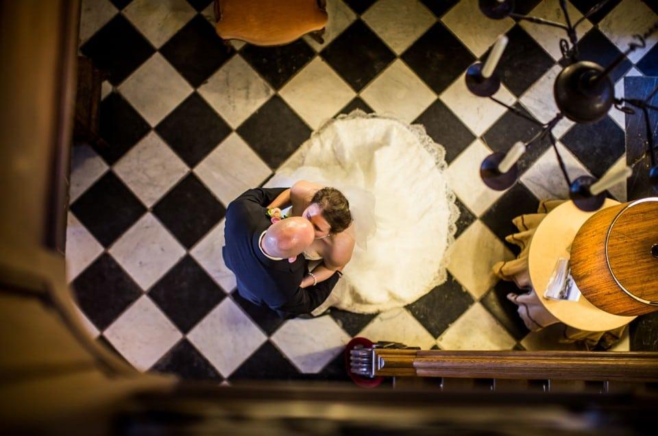 Jessica + Stijn     Kasteel Groot Buggenum Bruidsfotografie