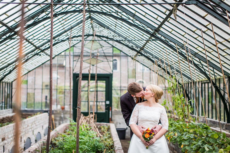 Bruidsfotografie Kasteel Geldrop