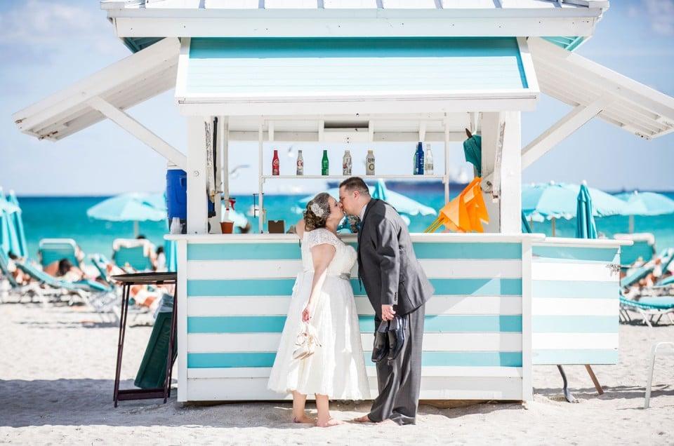 Maria + Adam  |  The Palms Hotel Miami Beach Wedding Photography
