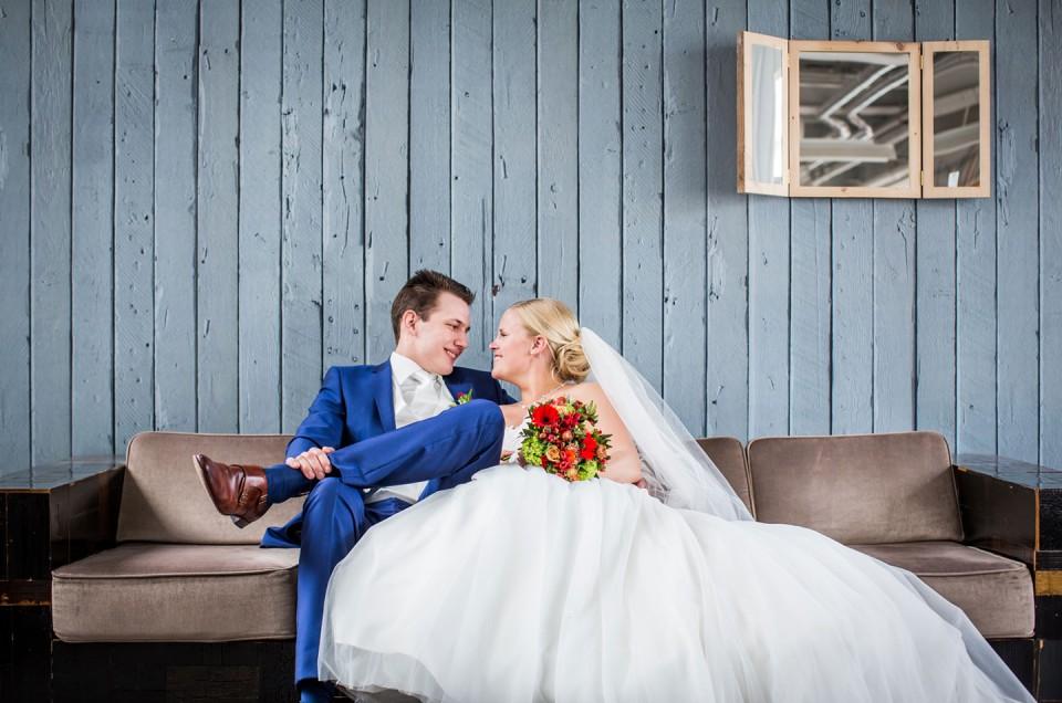 Anita + Joris  |  Kasteel Henkenshage Bruidsfotografie