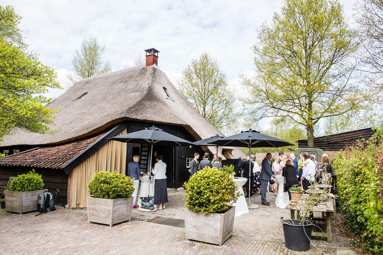 Bruiloft Vlaamsche Spijcker