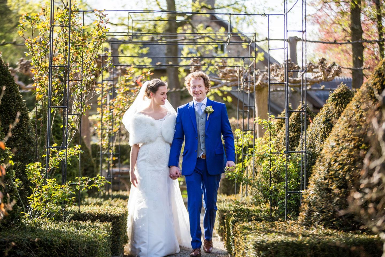 Bruidsfotografie bij de Vlaamsche Spijcker