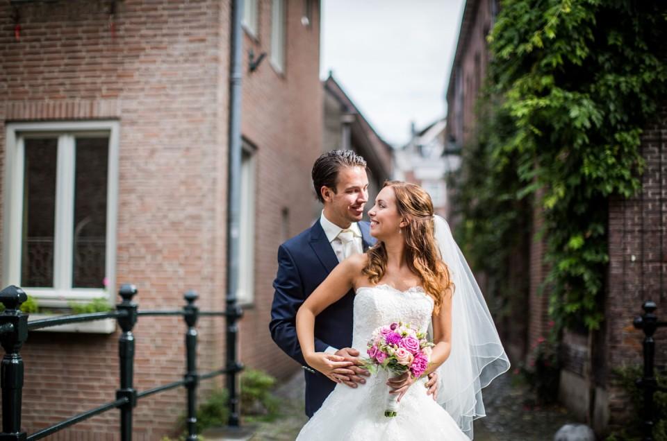 Kim + Tim  |  Den Bosch Bruidsfotografie