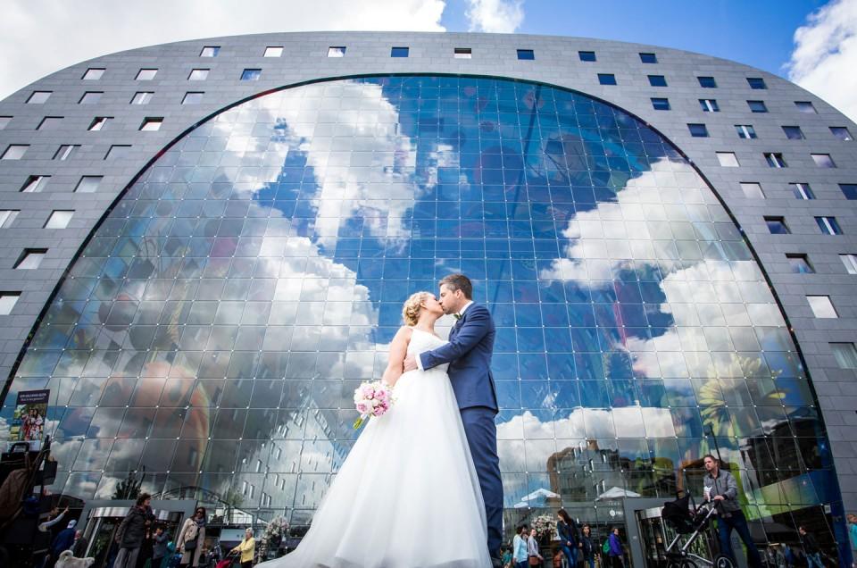 Merijn + Stan   Rotterdam Bruidsfotografie