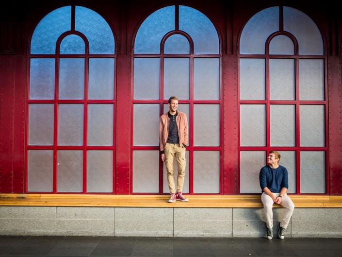 Rob & Jens