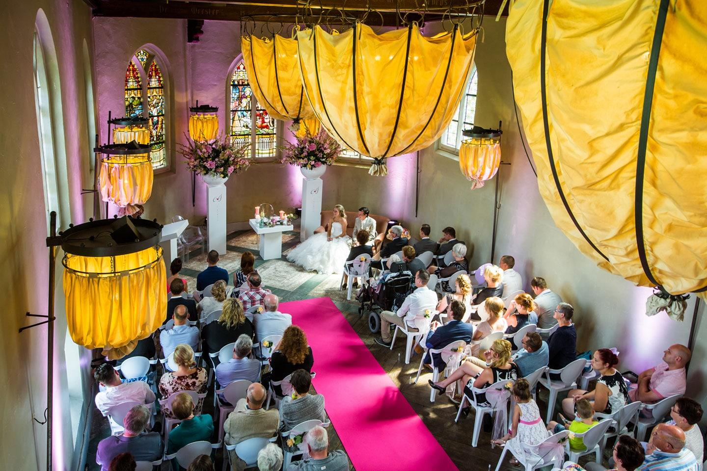 Bruiloft Klooster Bethlehem in Haren