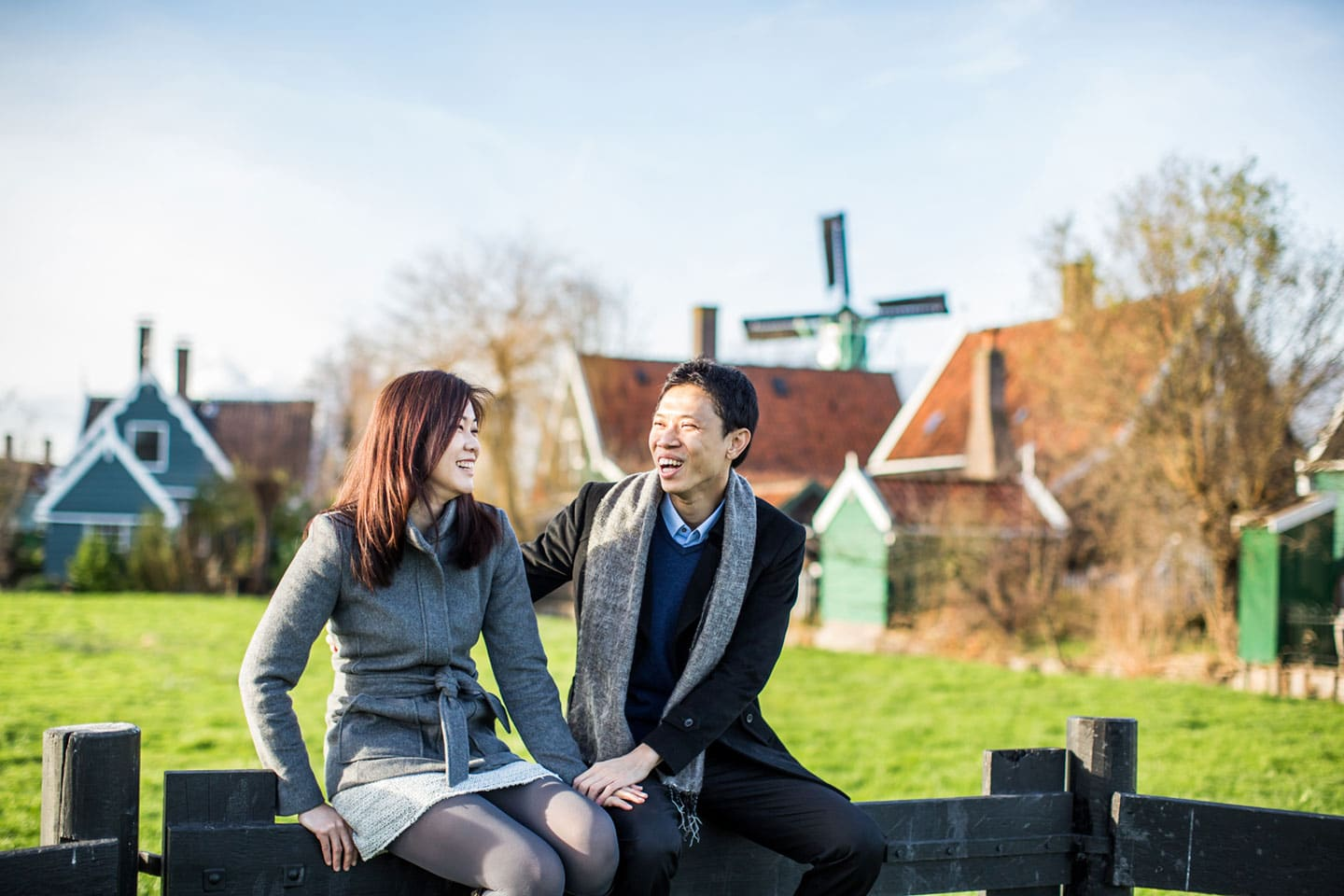09-Zaanse-Schans-Amsterdam-prewedding-photoshoot