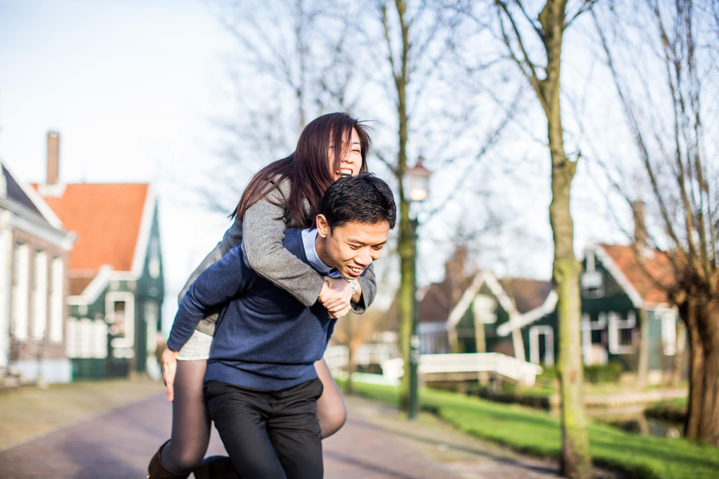 11-Zaanse-Schans-Amsterdam-prewedding-photoshoot
