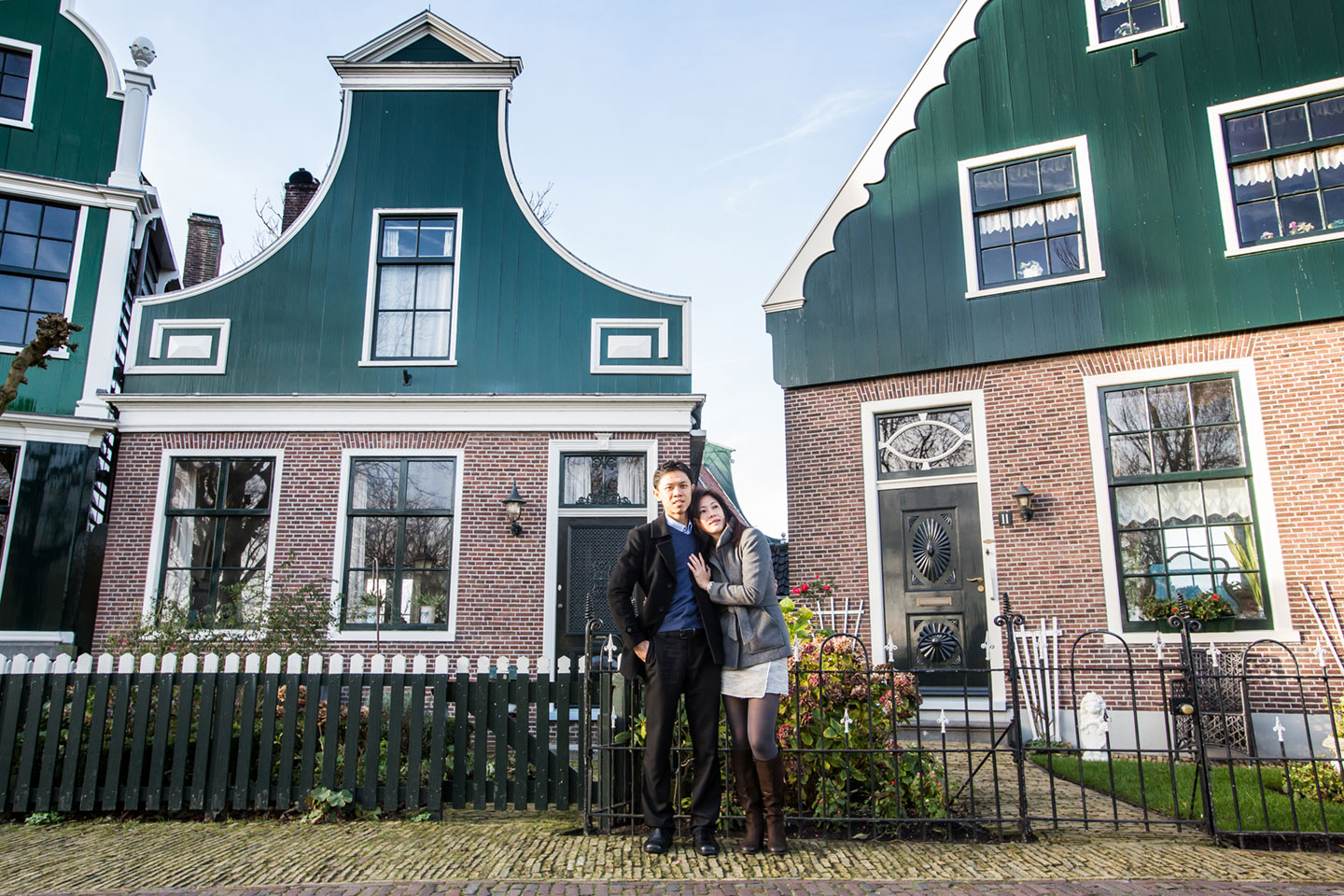 12-Zaanse-Schans-Amsterdam-prewedding-love-shoot