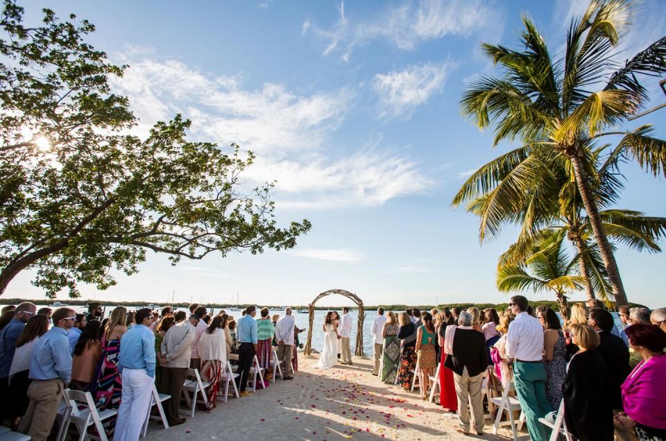 Nicole + Mike | Coconut Palm Inn Wedding Photography