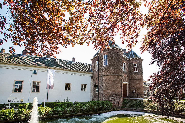 Bruidsfotografie Kasteel Montfoort, omgeving Utrecht