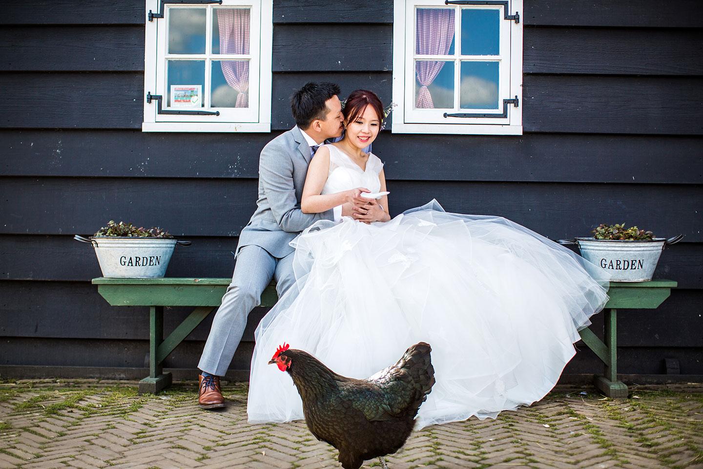 03-Zaanse-Schans-pre-wedding