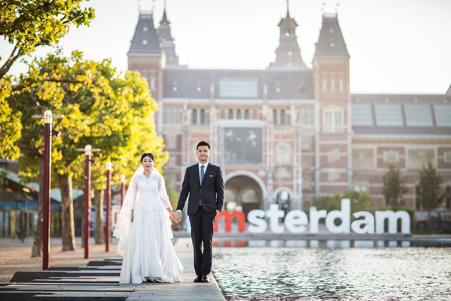 European Pre Wedding Photography