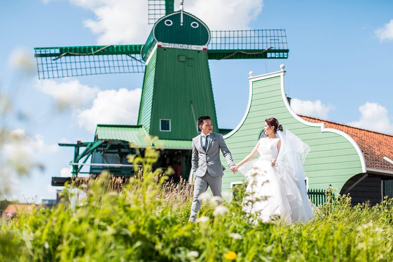 07-Zaanse-Schans-pre-wedding