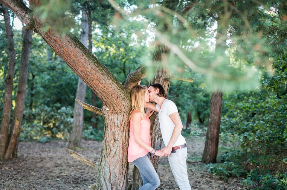 Yvonne + Jean  |  Zandduinen Love Shoot