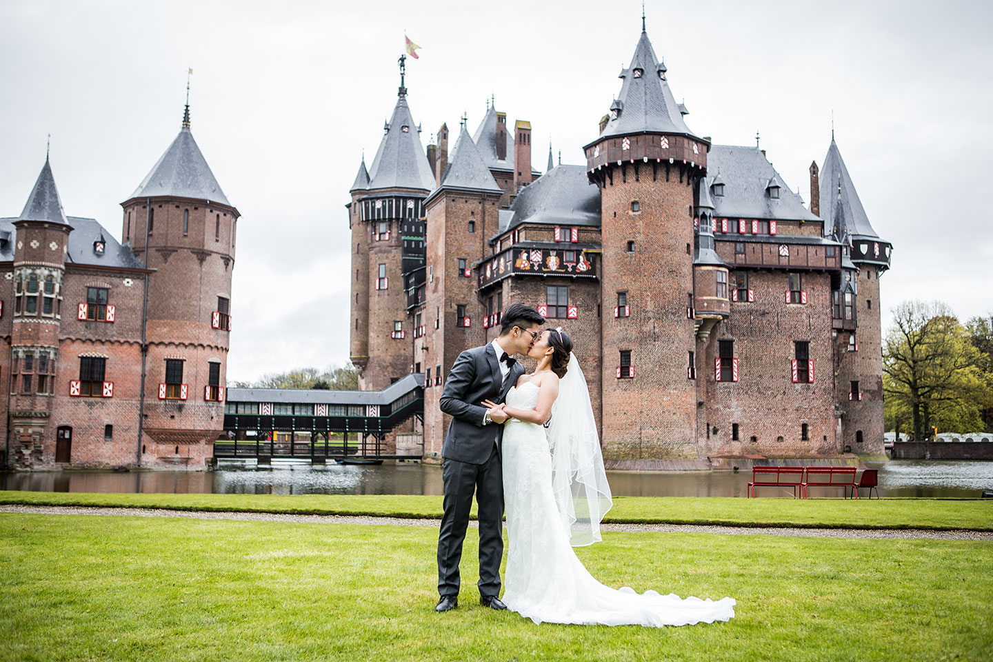 Pre Wedding Castle