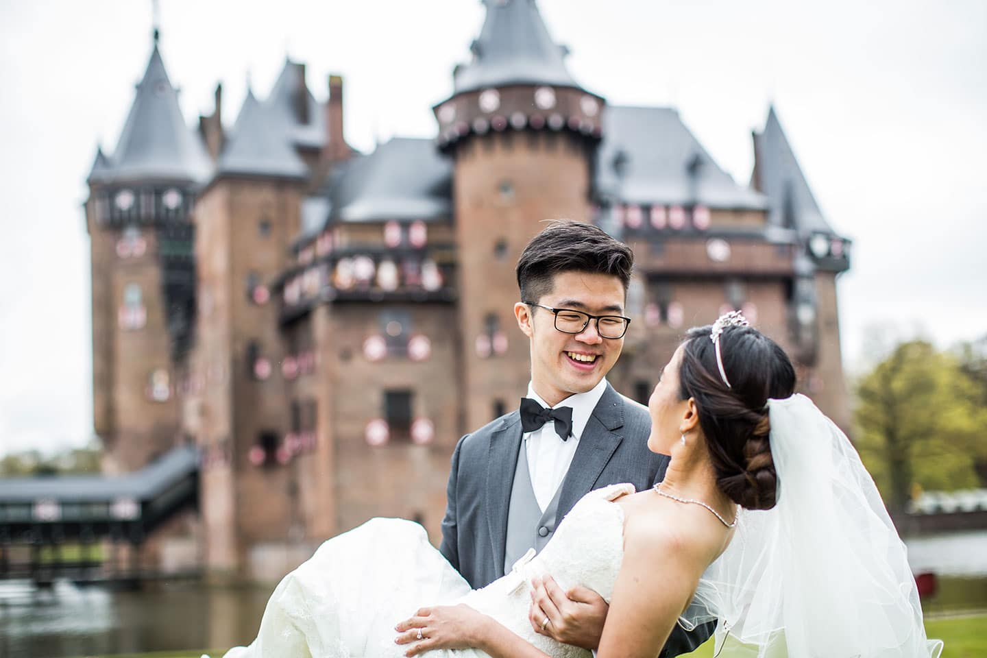 Pre Wedding Castle Europe