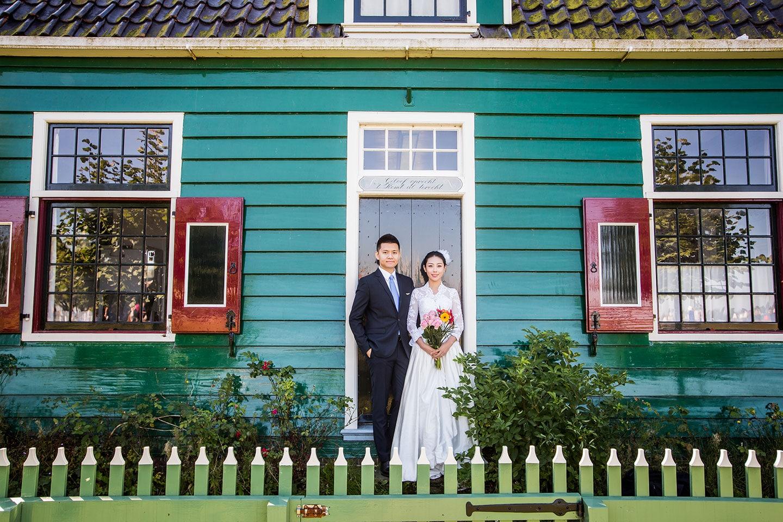 31-Zaanse-Schans-pre-wedding