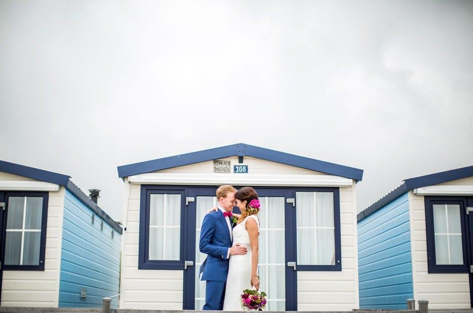 Katharina + Arnold  |  Elements Beach Gravenzande Bruidsfotografie