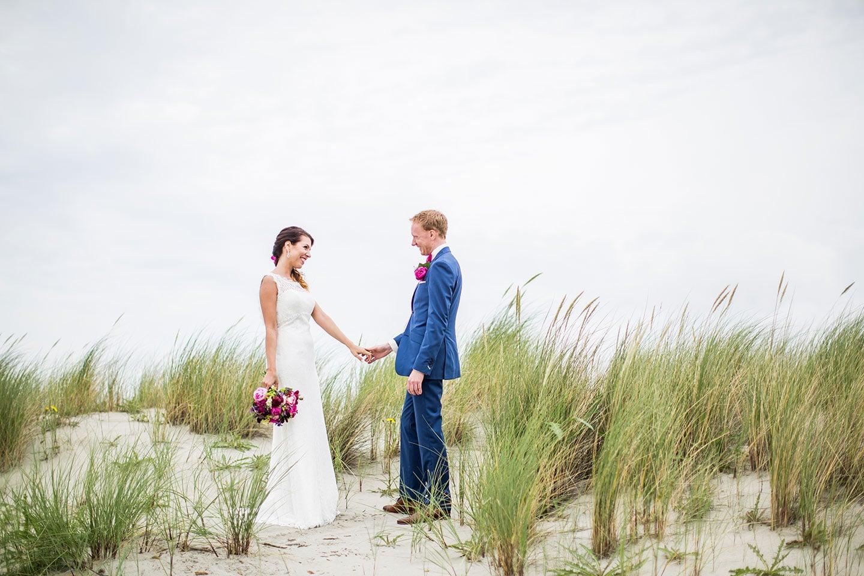 Bruidsfotograaf Elements Beach