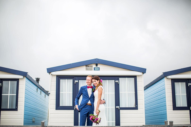 Bruidsfotografie Den Haag Strand