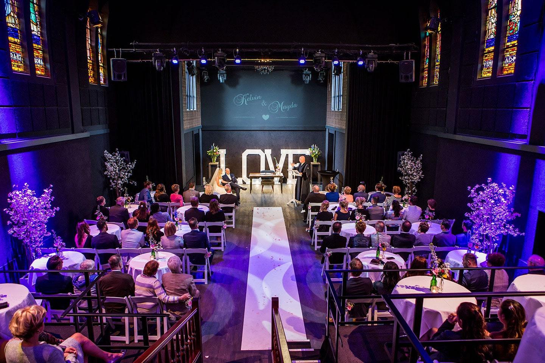 Bruidsfotografie Klasse Theater Tilburg