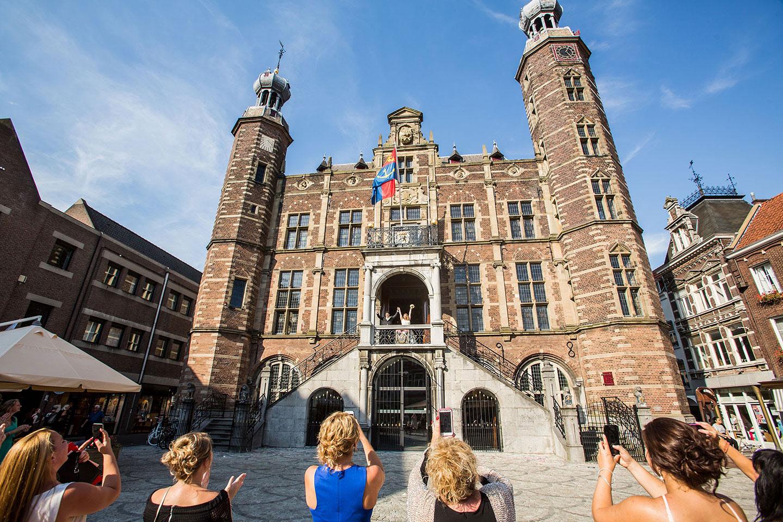 Bruidsfotografie Stadhuis Venlo