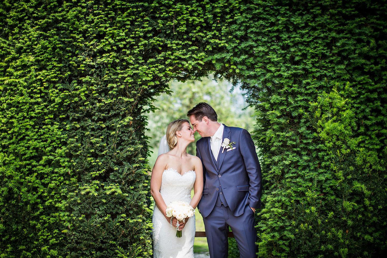 Bruidsfotografie Kasteel Maurick Vught
