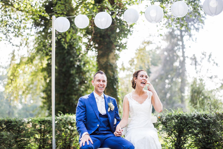 Bruidsfotografie de Palatijn