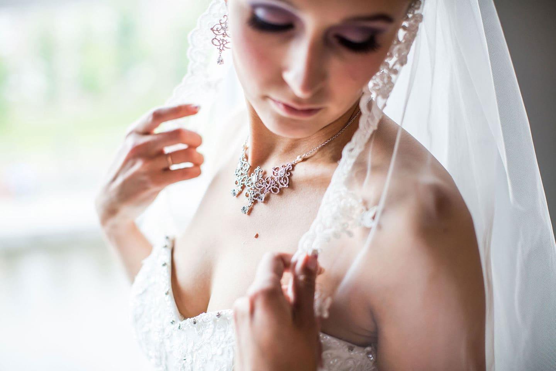 Bruidsfotografie Kasteel Coevorden