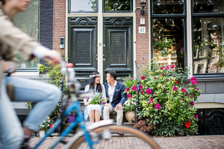 Amsterdam Pre Wedding Photography