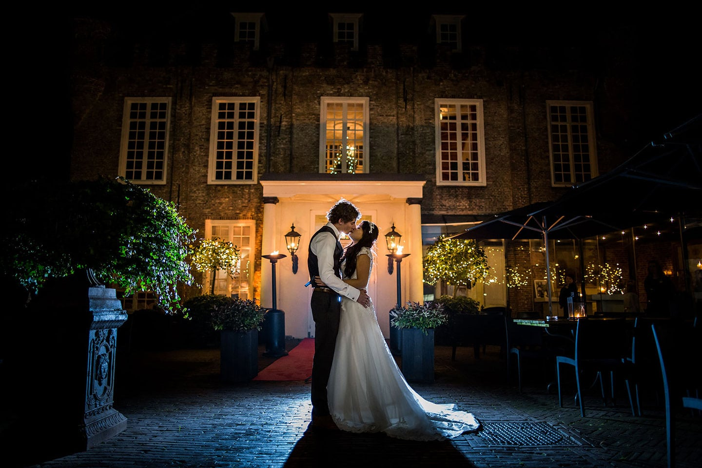 Bruidsfotografie Kasteel Henkenshage
