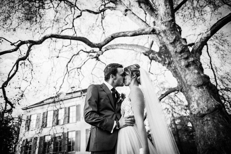 Bruidsfotografie Kasteel Engelenburg