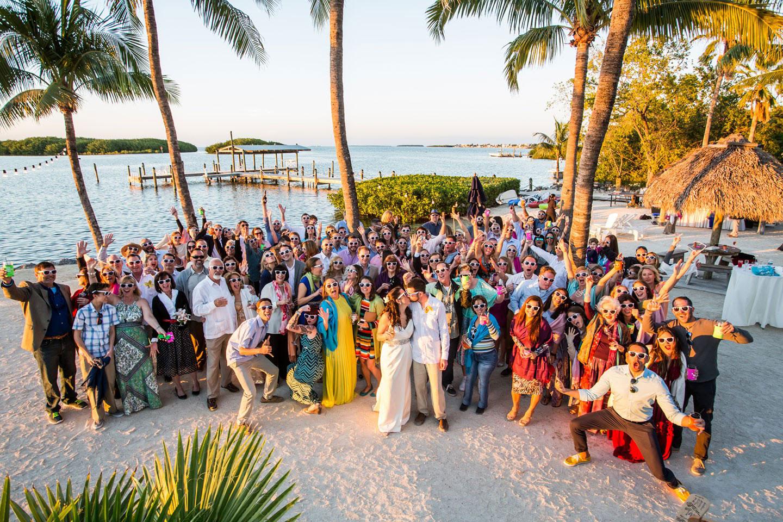 Wedding Photography Coconut Palm Inn Florida Keys
