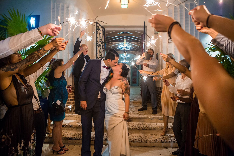 Wedding Photography Miami Beach Women's Club