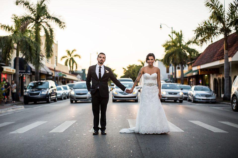 Tati + David | Miami Wedding