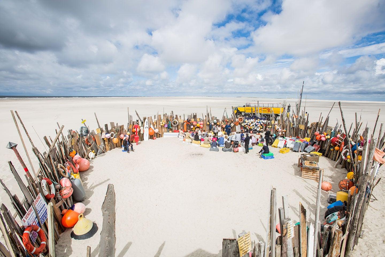 Vlieland Bruidsfotografie Dario Endara Wedding Photography