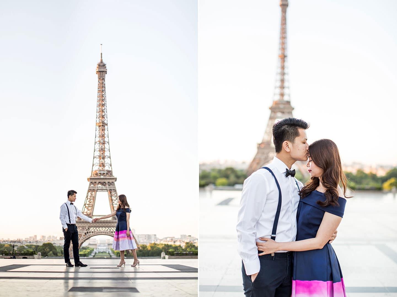 Prewedding Paris, France