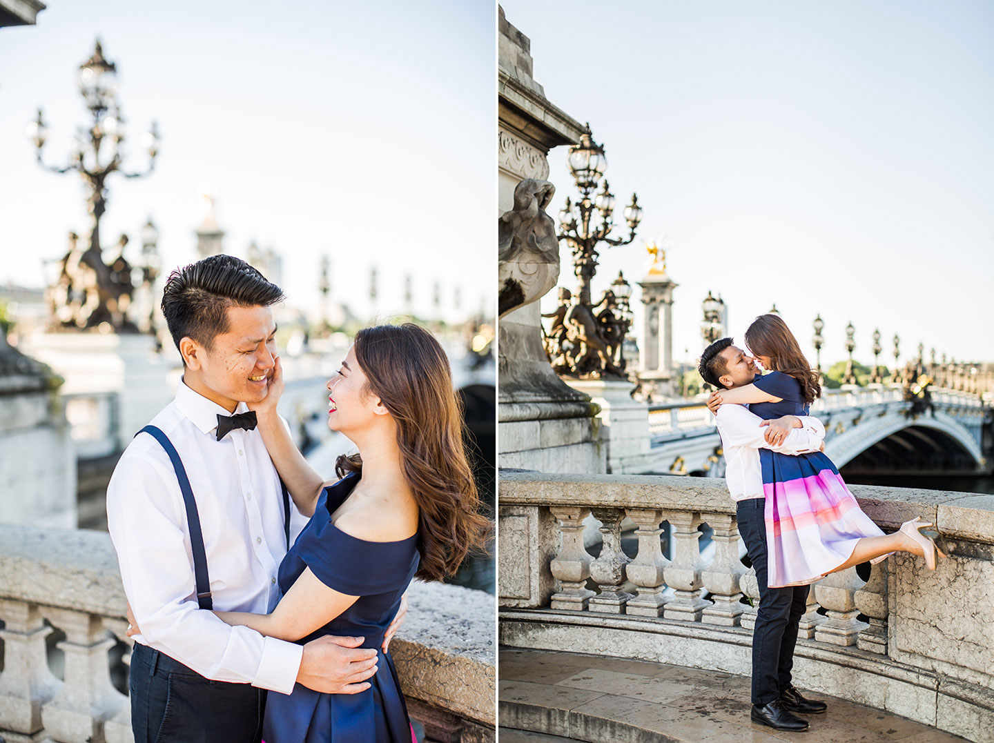 Elopement in Paris, Europe