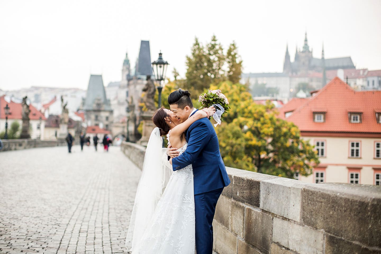 Prague photoshoot