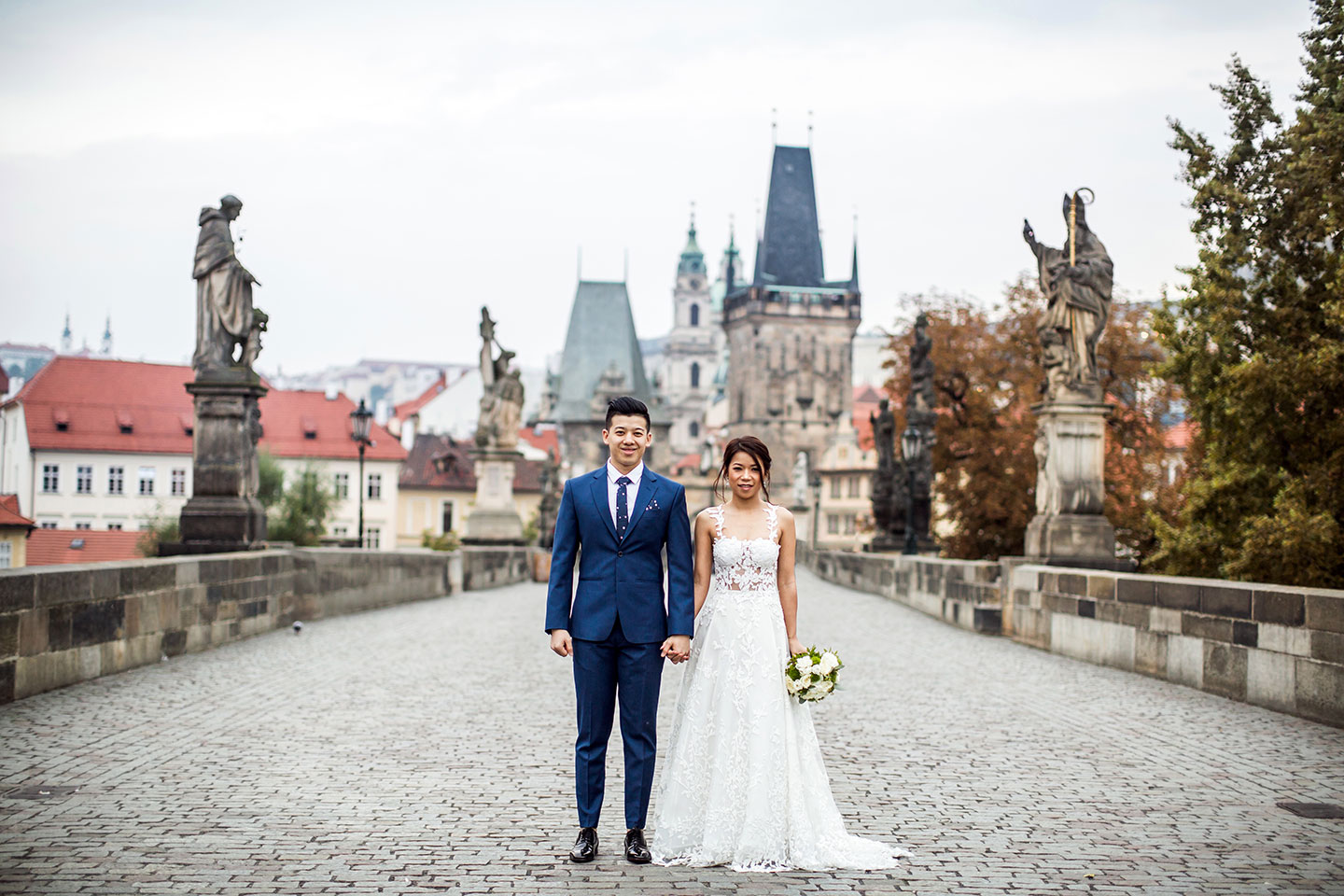 Prewedding Prague