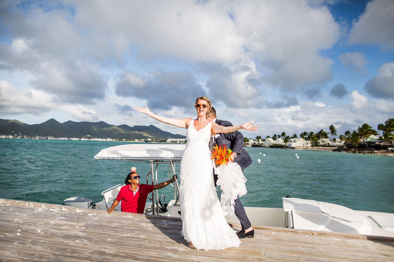 Caribbean Destination Weddings: Destination Wedding St. Maarten Caribbean