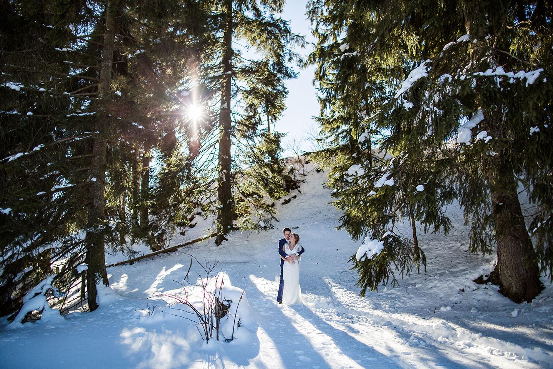 Bruidsfotografie Oostenrijk